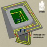 Streckenplan 1700 m